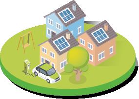 Case private - Ceress - Comunità energetiche rinnovabili