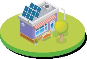 Negozi - Ceress - Comunità energetiche rinnovabili